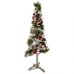 SAPIN BOIS BRANCHES BAIES...