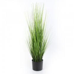 HERBE ARTIFICIELLE EN POT 91CM