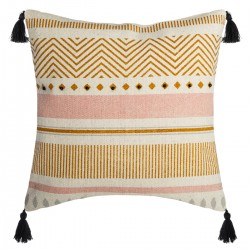 HOUSSE Coussin 40x40 RAYURE...
