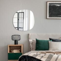 miroir design minimaliste valence