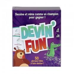 """JEU """"Devin'Fun"""""""