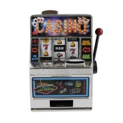 tirelire machine à sous casino 777