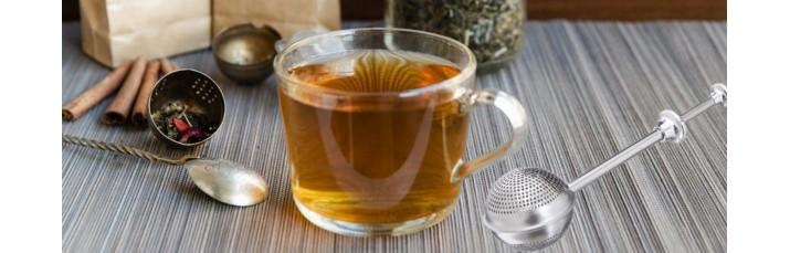 Vente accessoire Thé, Café, Sucre pas cher – Boule à thé, Bouilloire Inox, Boîte thé, Porte Capsule