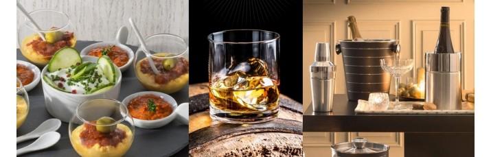 Vente accessoire Apéritif Cocktail pas cher – Coupelle apéro, tire bouchon, Bac glaçon, pique Paille