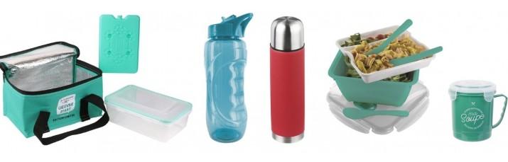 Vente Boîte Repas, Bouteille, Vaisselle à Emporter – Lunch bag, glacière, bouteille isolante