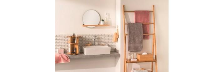 organisation, rangement de salle de bain