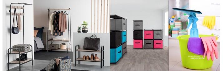 Vente Articles de Ménage Rangement pas cher – Aspirateur, Poubelle, Balai, cintre, portant vêtement