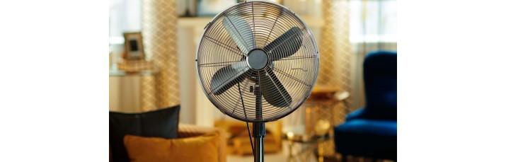 Du climatiseur, au ventilateur à main, en passant par les humidificateur d'air, les ventilateur sur pieds, de tables, etc