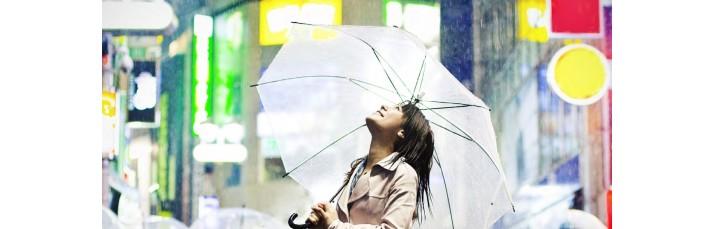 Vente Parapluie pas cher – Parapluie Compact Pliant, Parapluie résistant au vent, Parapluie Dôme