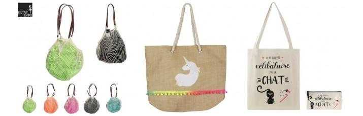 Vente Sac de Ville / Sac shopping pas cher – Sac cabas, Sac Coton, Sac Filet, Sac en Toile, Tote Bag