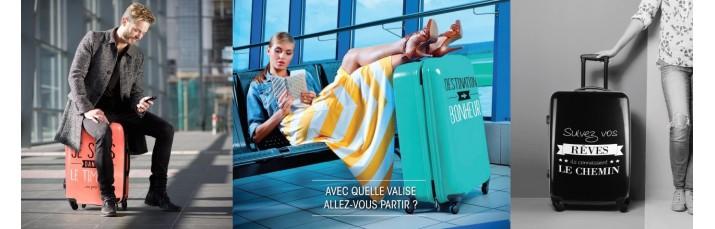 Vente Valise pas cher – Valise de Voyage à roulettes, Valise Cabine, Valise Bagage, Valise abs