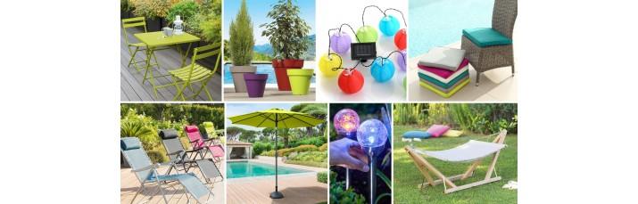 Vente Mobilier de Jardin pas cher – Décoration Jardin, Jardinière, Parasol, Chaise, Table de Jardin