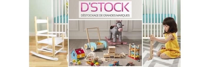 Vente Jeu, Jouet, Déco, Mobilier Enfant – Univers Enfant – D'Stock