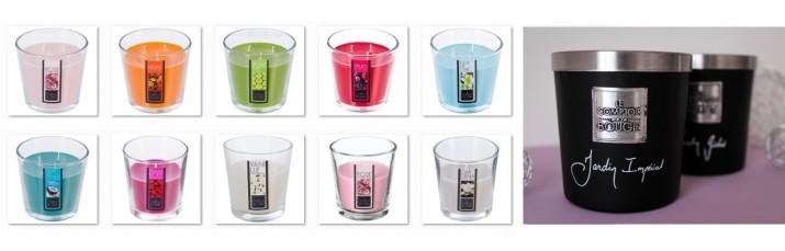 Vente Bougie Parfumée pas cher – Large choix de Bougie parfumée basique, Fantaisie ou Luxe