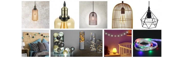 Suspension  éclairage plafond, décoration luminaire, valence, Lyon, Dstock