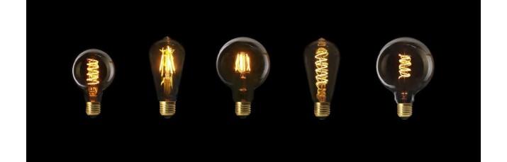 Vente Ampoule Déco pas cher – Ampoule Led, Ampoule à filament, Ampoule fantaisie, Ampoule Torsadée
