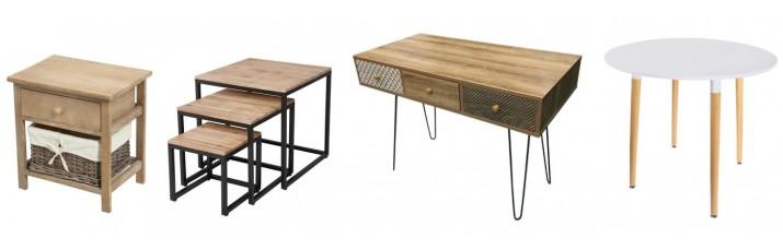 Vente Table, Bureau et Chevet pas cher – Table en verre, Table gigogne, table basse, Console