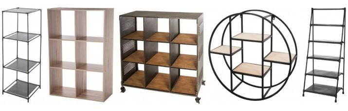 Vente Étagère pas cher – Étagère à casier, étagère d'angle, Étagère modulable